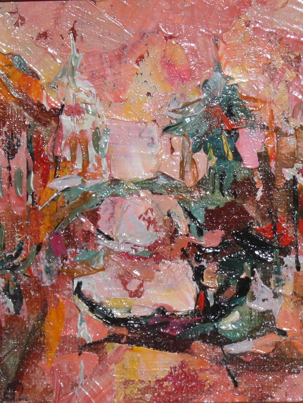 Розовая Венеция