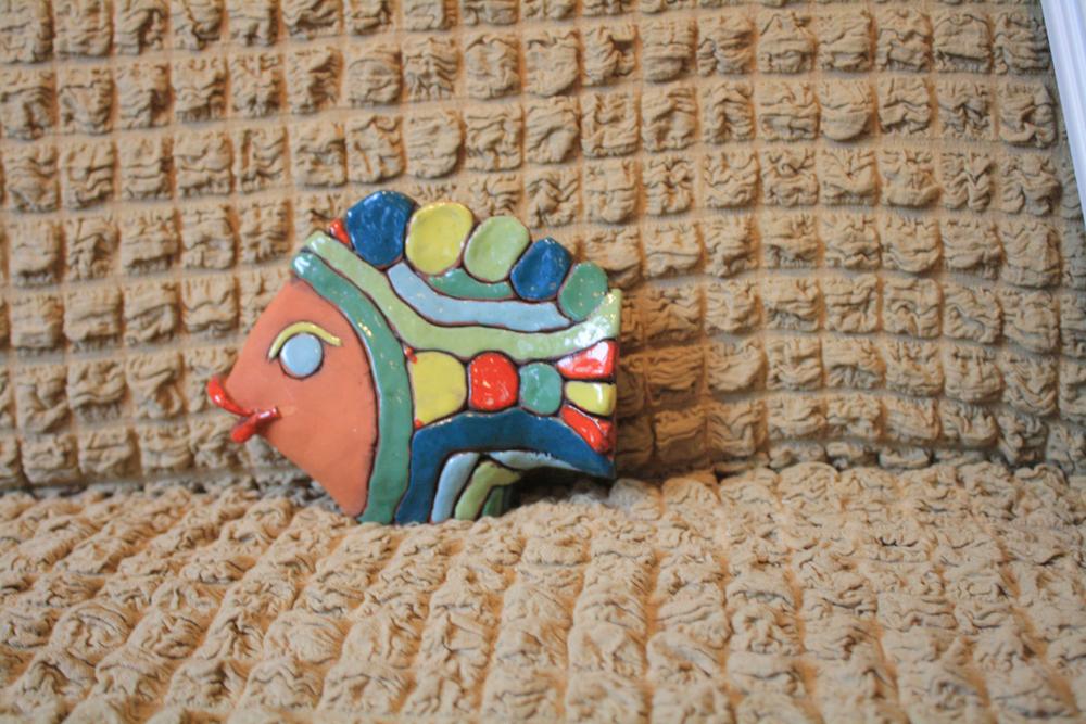 сувенир рыбка маленькая