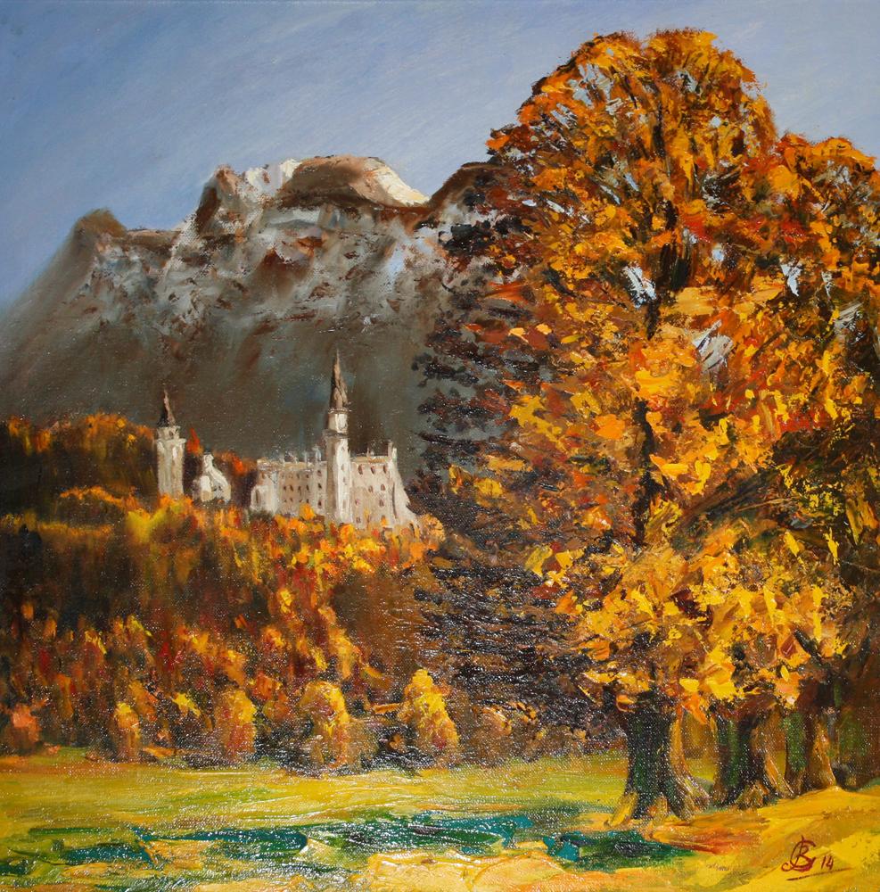 Баварская осень