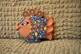 сувенир рыбка средняя
