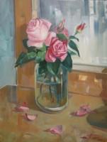 Дачные розы