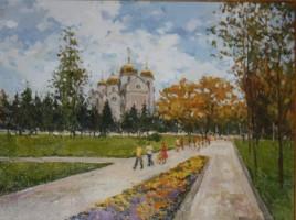 Улочка старого Краснодара