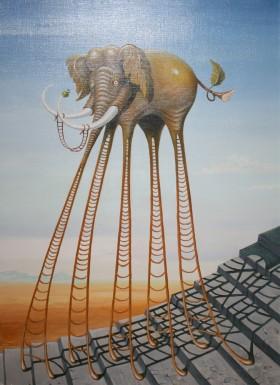 Фруктовый слоник