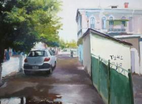 Улочка Краснодара