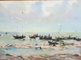 После рыбной ловли